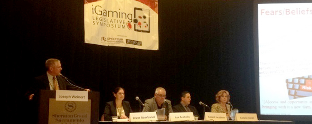 Brett Abarbanel at iGaming
