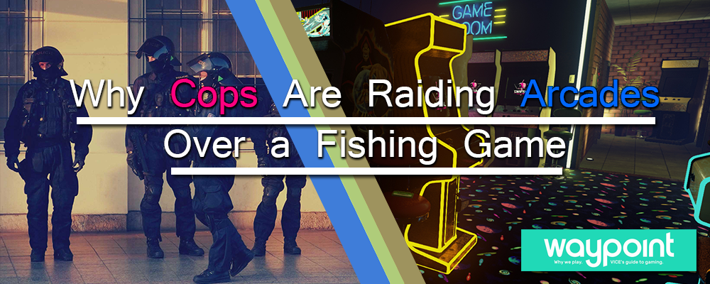 Dr. Fong interviewed in Vice article about 'fishing games' and police raids on gambling dens