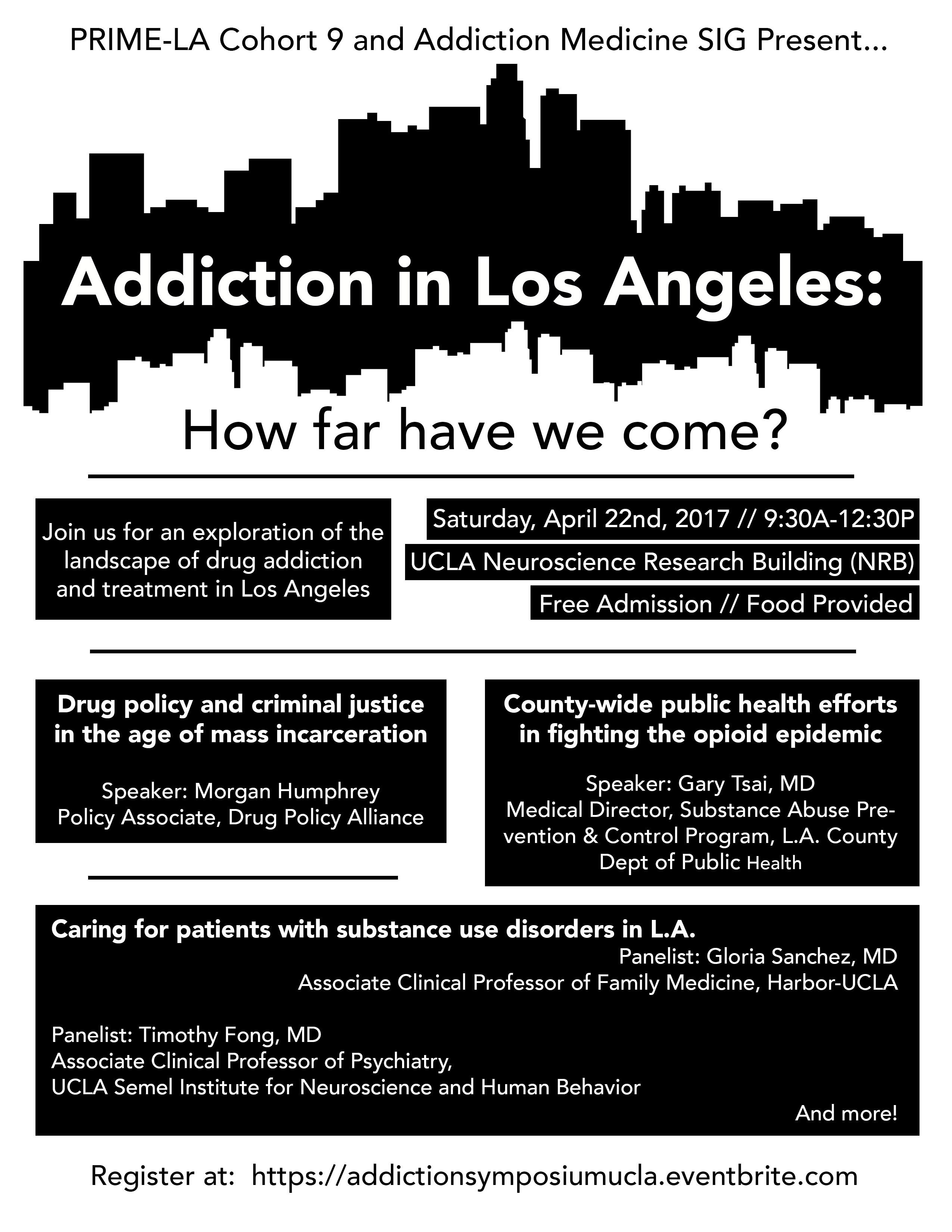 Addiction in Los Angeles: How far have we come?